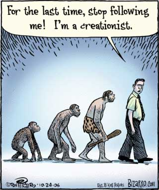 bizarro-creationism